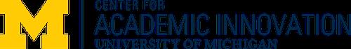 Center for Academic Innovation logo